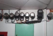 lắp đặt đồng hồ điện