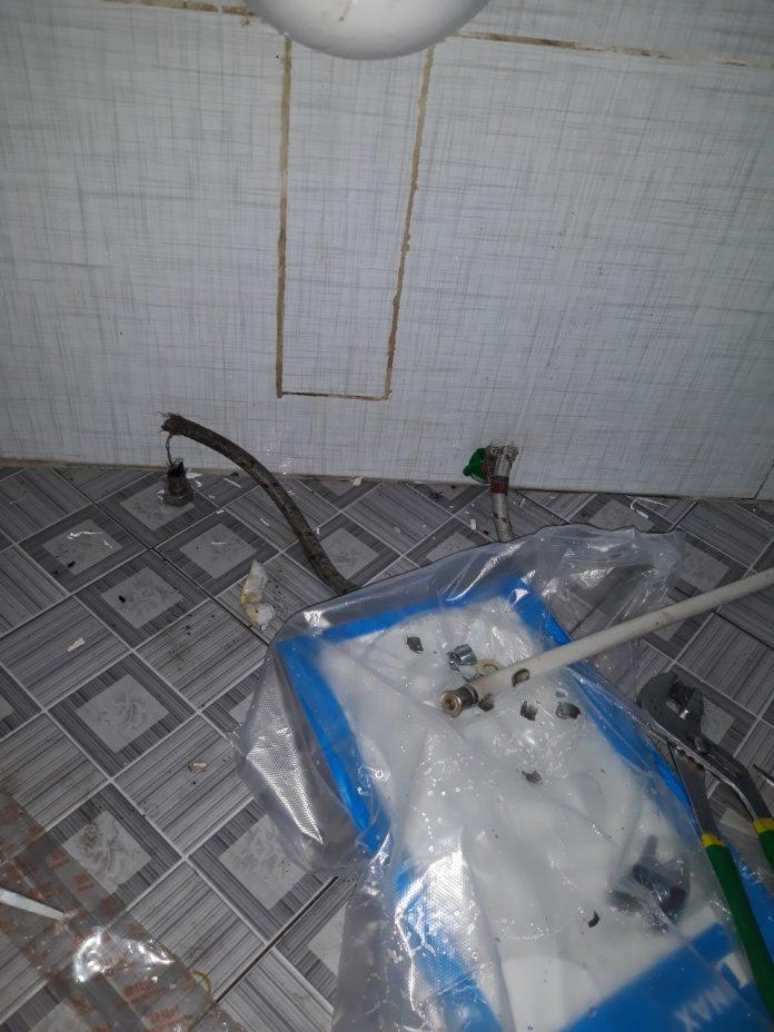 sửa chữa thay vòi nước