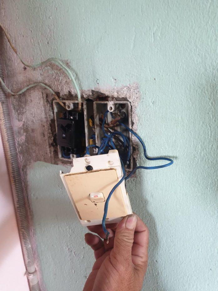 sửa chập điện