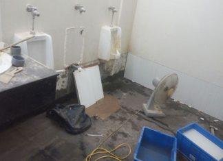 thợ chống thấm sàn nhà tắm