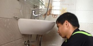 Thợ sửa chữa điện nước tại nhà